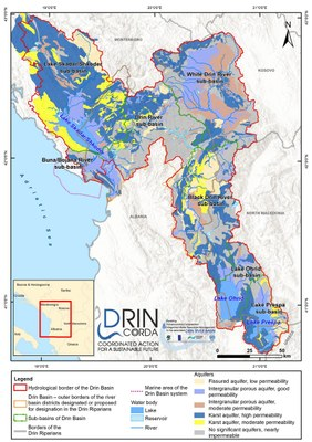 1_10 Types of aquifers in the Drin Basin