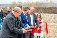 First Constructed Wetland in Kosovo set to reduce sewage pollution in White Drin