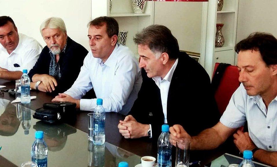 Mayor of Ohrid