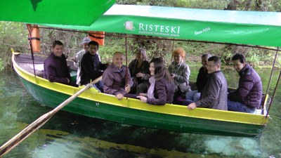 "Activity ""In the heart of Drin – river of living water"""