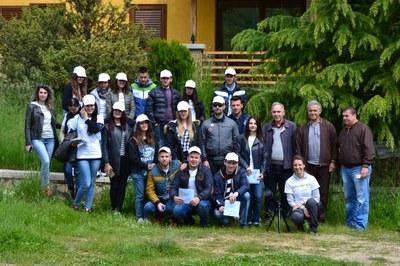 "Activity ""Celebrating the biodiversity of Prespa Lake through a boat trip"""