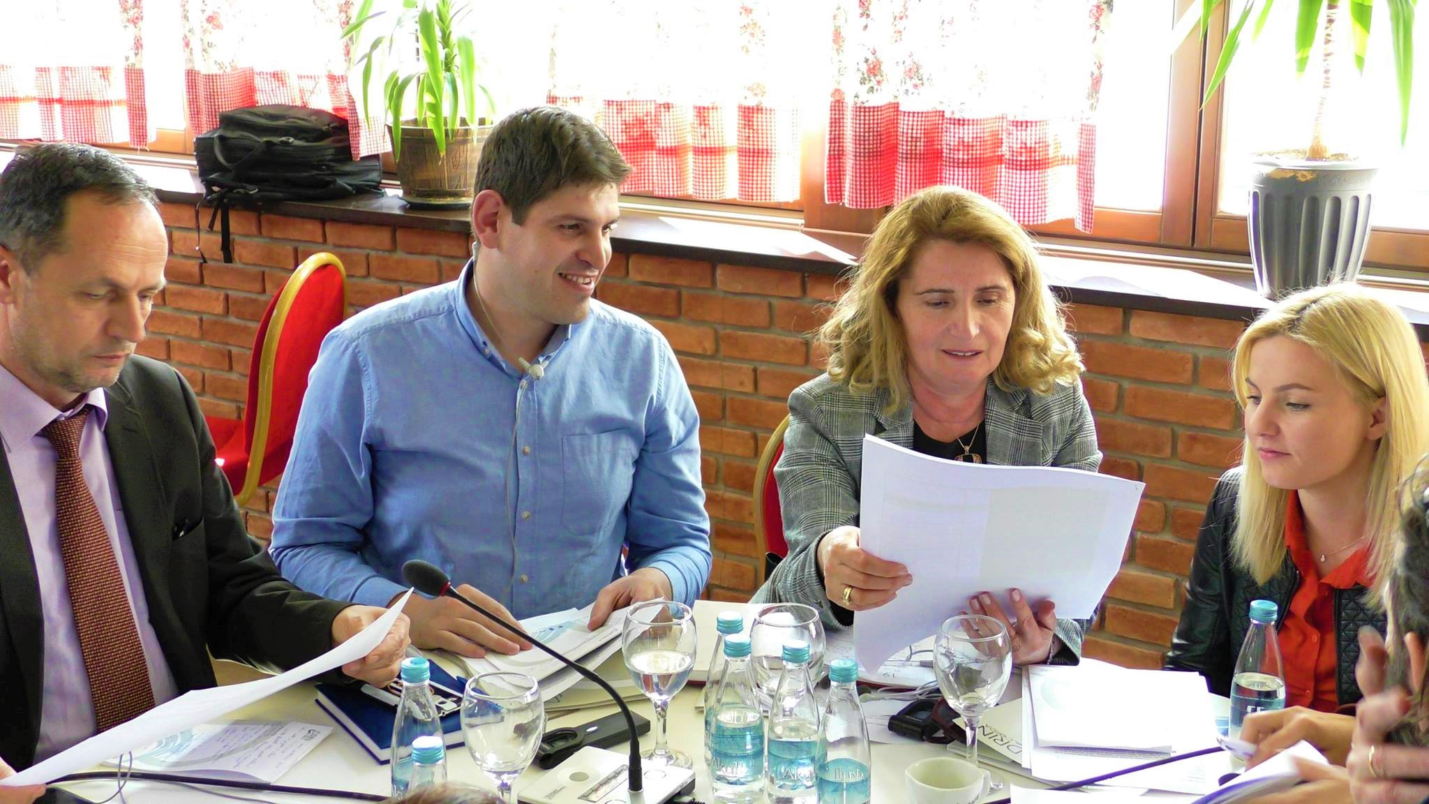 Focus Group Meetings to discuss Strategic Action Programme for Drin Basin