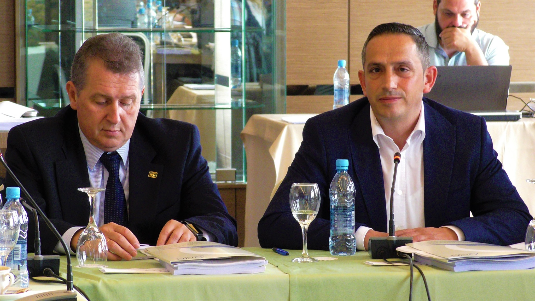 Minister for Environment and Spatial Planning, Kosovo, attends 17th Drin Core Group Meeting